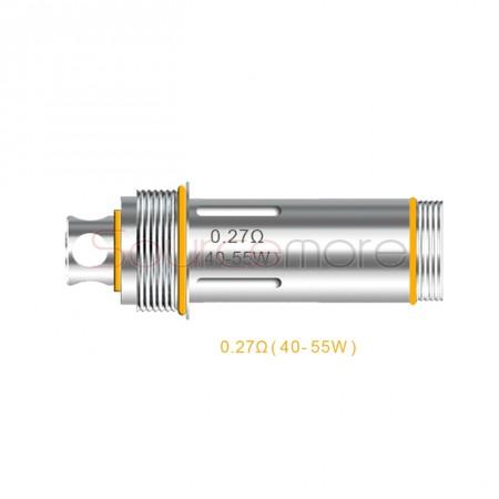 0.27ohm cleito coil