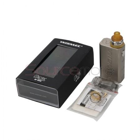 Wismec Luxotic BF Squonk Box
