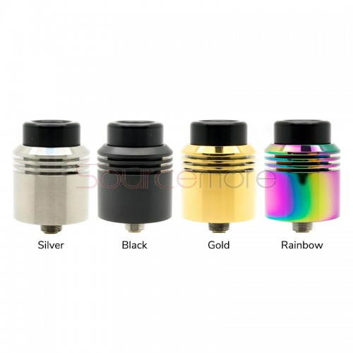 AsMODus X Thesis Barrage RDA Φ24mm 510 Connection Rebuildable Dripping  Atomizer