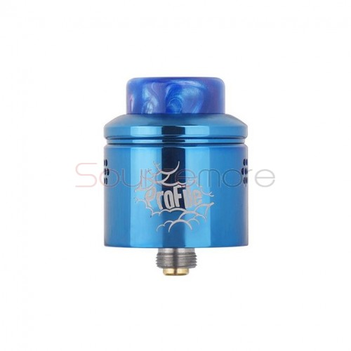 Wotofo Profile RDA Atomizer - Blue