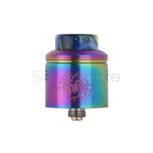 Wotofo Profile RDA Atomizer - ឥន្ទធនូ