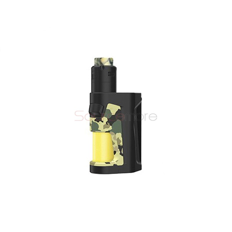 Vandy Vape Pulse Dual Squonk Kit - Camouflage Yellow