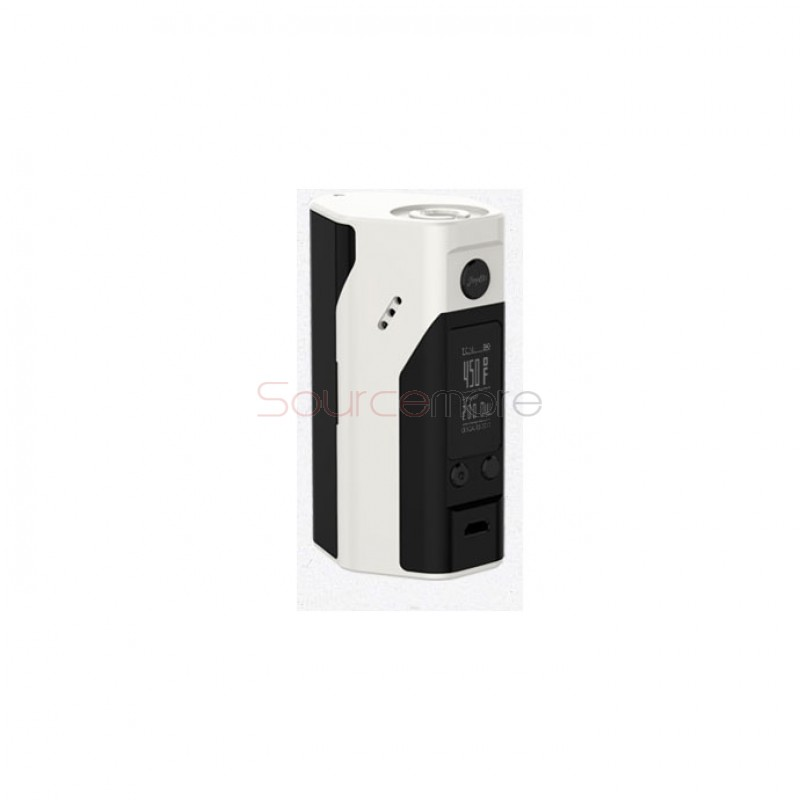 Wismec Reuleaux RX200S 200W TC Mod - Black & White