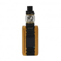 Smok E-Priv Kit 230W with TFV12 Prince Tank - Black Gold