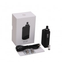 Joyetech eGo AIO Box All-in-one Starter Kit with 2ml e-juice capacity and 2100mAh built-in battery-Black