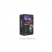 Vandy Vape Pulse BF 80W Squonk Box Mod Built-in 8ml E-liquid Bottle Standard Version-Aurora Rainbow