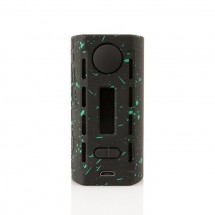 Tesla WYE 200W Box Mod Powered by Dual 18650 Batteries - Black