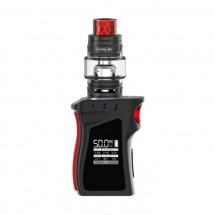 Smok Mag Baby Kit 50W Mag Baby Mod with 4.5ml TFV12 Baby Prince Tank- Black Red