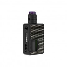 Vandy Vape Pulse X BF 90W Squonk Kit Standard Version - Carbon Fiber (Silver/Black)