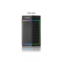 VOOPOO TOO 80W/180W Box Mod Powered by Single/Dual Batteries- Ditch Dark(Black Frame)