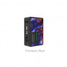 Vandy Vape Pulse BF 80W Squonk Box Mod Built-in 8ml E-liquid Bottle High-end Version-Fantastic Blue
