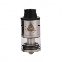 IJOY Limitless Drip & Tank 2 in 1 for Hybrid RDTA 4.0ml Liquid Capacity Side filling with Two Post Deck-Silver