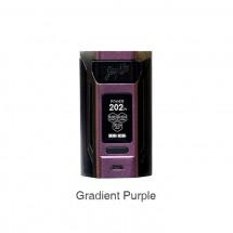 Wismec Reuleaux RX2 21700 230W Mod Powered by Dual 21700/18650 Cells-gradient purple