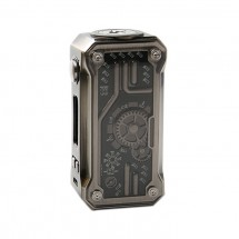Tesla Punk Box Mod with 85W Max Output - Gun Metal