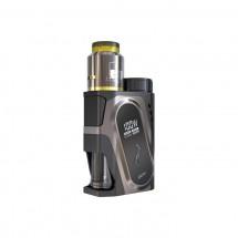 IJOY CAPO Squonker Kit 100W CAPO Squonker Mod with COMBO RDA Triangle Atomizer-Gun metal