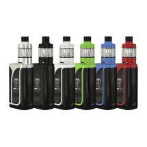 Eleaf iKuun i200 with Melo 4 Kit iKuu i200 200W Mod and Melo 4 Atomizer with 2.0ml Capacity -Black