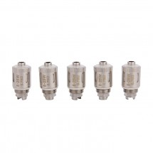 Eleaf Replacement Coil Head for GS Air 2 Atomizers Pure Cotton Kanthal Wire 5PCS-0.75ohm
