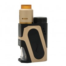 IJOY CAPO Squonker Kit 100W CAPO Squonker Mod with COMBO RDA Triangle Atomizer-Yellow
