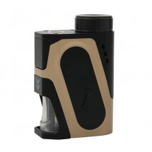 IJOY CAPO Squonker Mod with 9ml E-juice Bottle Powered by Single 20700 Cell-Yellow