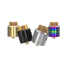 Vandy Vape Pulse 24 BF RDA Dual Coil Atomizer with 2.0ml Capacity-Black