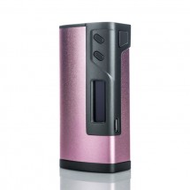Sigelei Fuchai 213W Temperature Control Mod Support Ni/Ti/SS Powered by Dual 18650 Battery Cells- Pink