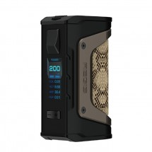 Geek Vape Aegis Legend 200W Box Mod Powered by Dual 18650 Cell - Snake Skin
