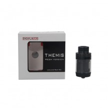 Digiflavor Themis RTA Mesh Version with 5ml Capacity Support Single Coil&Mesh Coil Build-Black