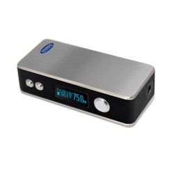 Sigelei 75W Box Mod Variable Voltage/ Variable Wattage Temperature Control Mod- black
