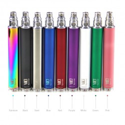 Vision Spinner I Variable Voltage Battery 1300mah - stainless steel