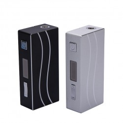 Sigelei 50W VR2 Variable Wattage Box Mod - silver