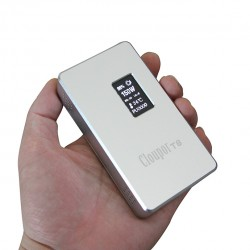 Cloupor T8 150W VW Box Mod - silver