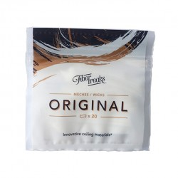 Fiber Freaks Original Wicks Lyocel Cellulose Density 2 Type Wick 1pack(20 sheet)