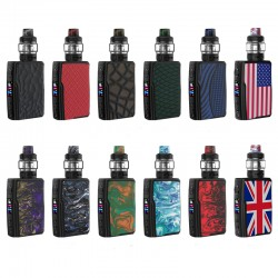 12 colors for Vandy Vape Swell Kit
