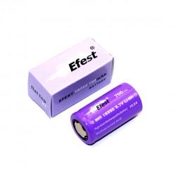 Efest 18350 700mah 10.5A  Rechargeable Battery Flat Top-2pcs