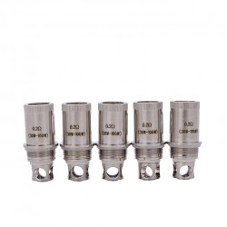 5pcs Vision Coil Head for MK Tank 0.2ohm