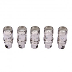 Aspire  BVC Coils for Atlantis/Atlantis 2.0/Atlantis Mega 1.0ohm 5PCS