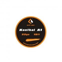 Geek Vape Kanthal A1 22GA Standard Wire 15ft - 1.4ohm/ft