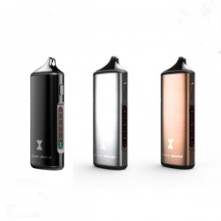 3 colors for Kingtons Black Widow Dry Herb Vaporizer