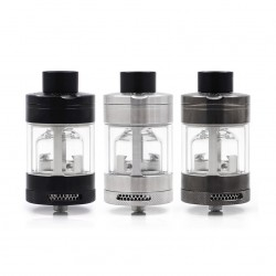 3 colors for Steam Crave Glaz RTA V2