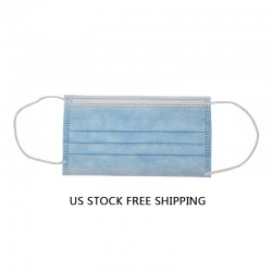 3 Ply Disposable Medical Face Mask US Stock