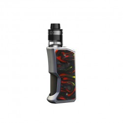 Aspire Feedlink Revvo Kit-Silver/Sunset Red