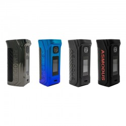 4 colors for asMODus Amighty 100W Box Mod