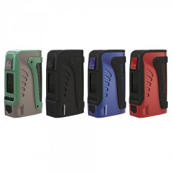 4 colors for Wismec Reuleaux Tinker 2 Mod