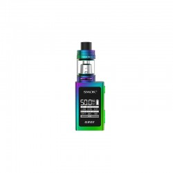Smok QBOX Kit with TFV8 Baby Tank - full color, 2ml