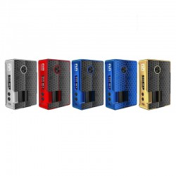 5 colors for Blitz Vigor 81W Squonk Mod