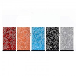 5 colors for CoilART Bron Pod Mod