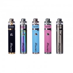 5 colors for Dazzvape Melter Wax Pen Vaporizer Kit