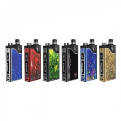 6 colors for Snowwolf Wocket Pod System Kit