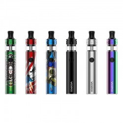 6 colors for VOOPOO Finic 20 AIO Kit