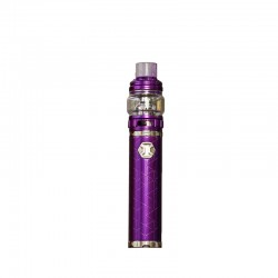 Eleaf iJust 3 Kit 80w battery with 6.5ml ELLO Duro Atomizer-Purple